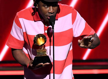 Tyler, the Creator Slams the Grammy '