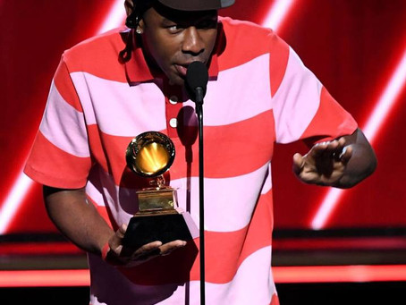 Tyler, the Creator Slams the Grammy '