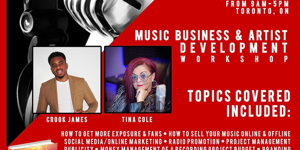 Music Business & Artist Development Workshop