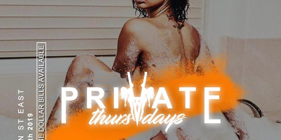 PRIVATE THURSDAYS