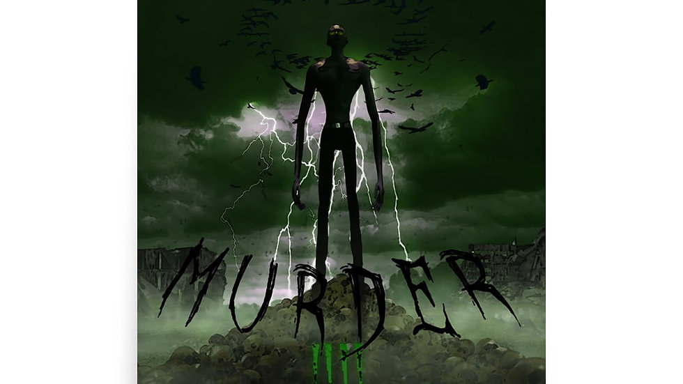 Murder 4 Poster