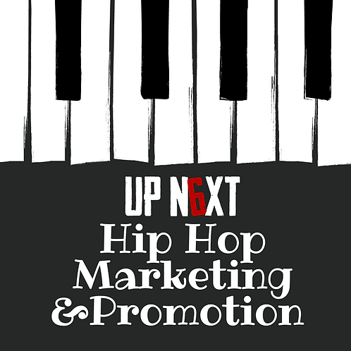 Hip Hop Marketing and Promotion Audiobook