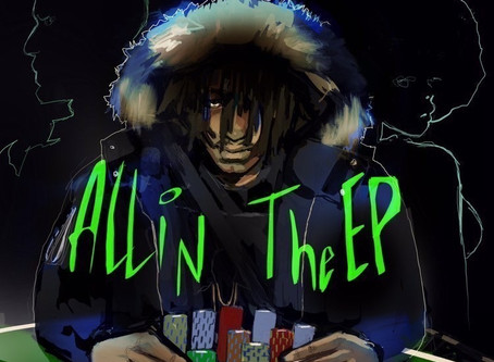 "Sticky Gong Drops his latest EP ""All In The EP"""