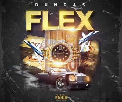 Dundas Releases Motivational & Atmospheric Hip-Hop Single 'Flex'