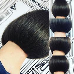 Basic Shape ❤️#simpleshapes #haircut #sh