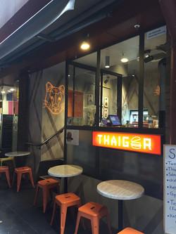 Thaiger Burgers - CBD