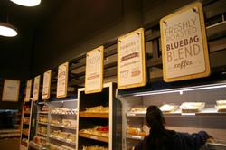 Bluebag Cafe - Freshwater Place