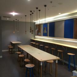 Bluebag Cafe - Madame Brussels Lane