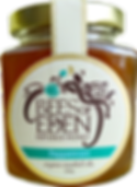 Peppermint australian honey infused with organic oils