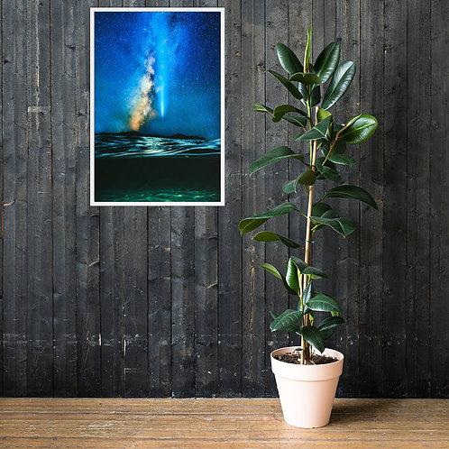 Starlight Framed poster