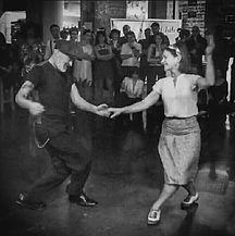 bailar lindy hop en elche