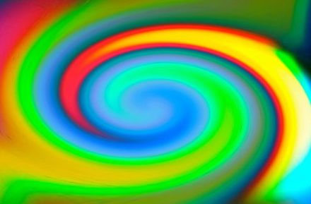 Large Happy Spiral
