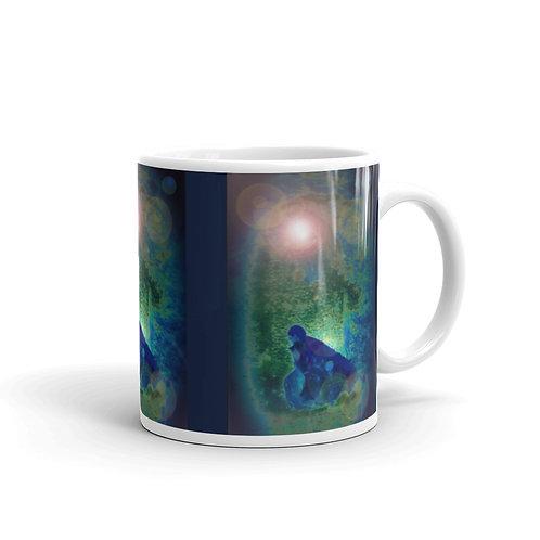 Mystique glossy mug