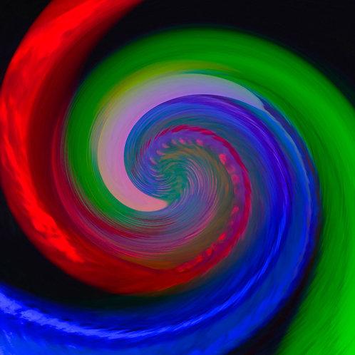 Tri Swirl