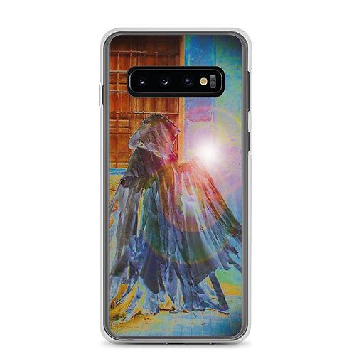 The Rainbow Light Bearer Samsung Case