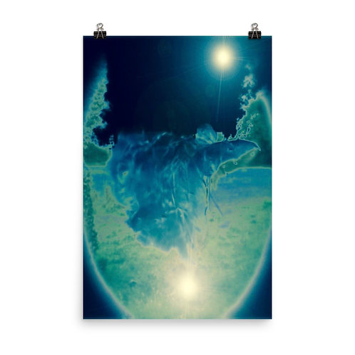 Ghost Dancer Poster
