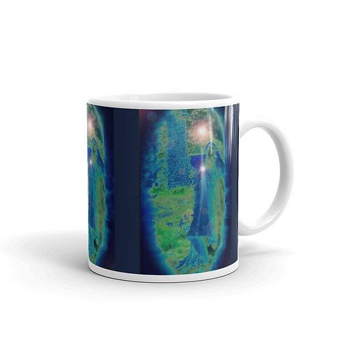The Gate Keeper glossy mug