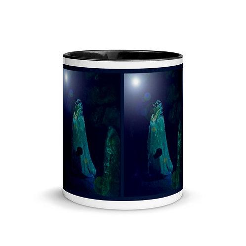 The Seeking Soul Mug with Color Inside