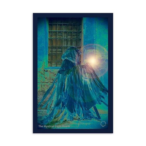 The Mystical Light Bearer Postcard
