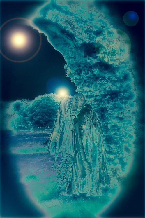 Envoking The Moon