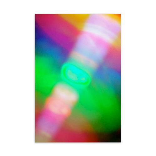Light Code Lance Standard Postcard