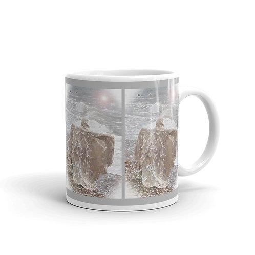 Wraith of The Sea glossy mug