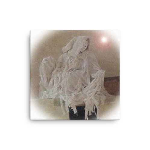 The Ivory Marionette Canvas
