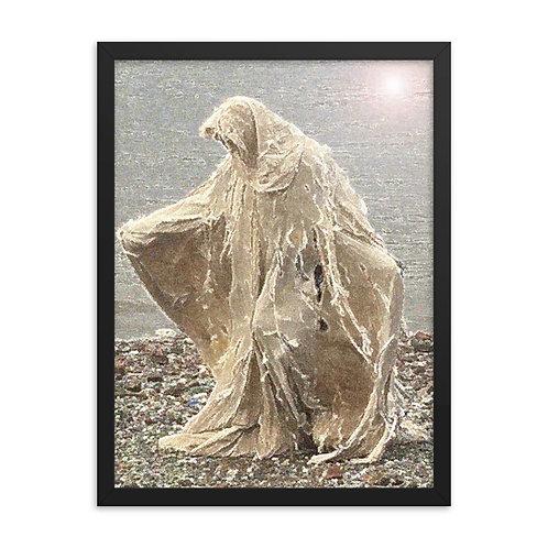 The Crystaline Nazarin Framed poster