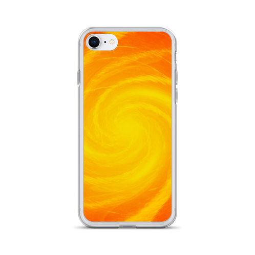Sola Logus Vortex iPhone Case