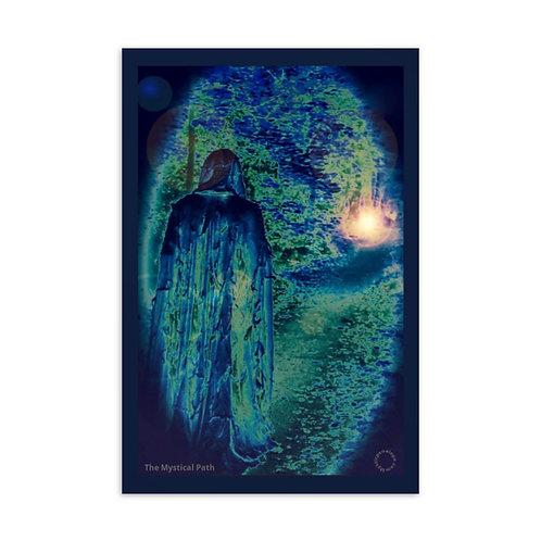 The Mystical Path Postcard