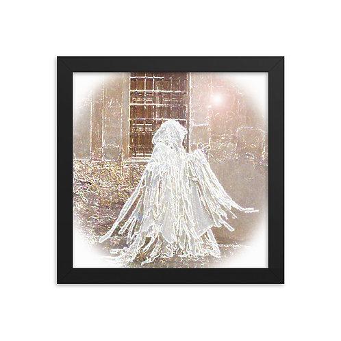 The White Lady Framed poster