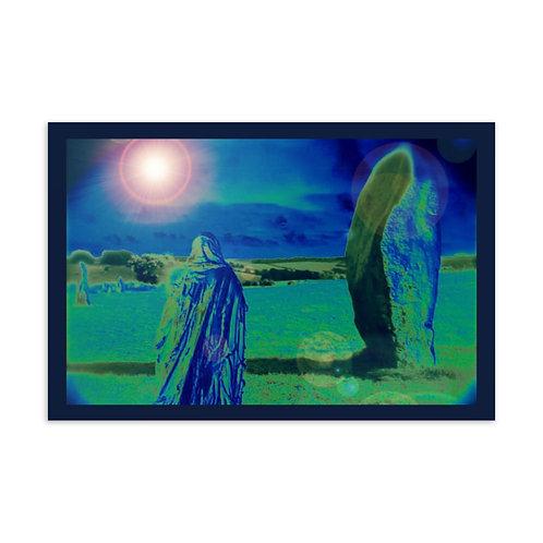The Druids Pathway Postcard