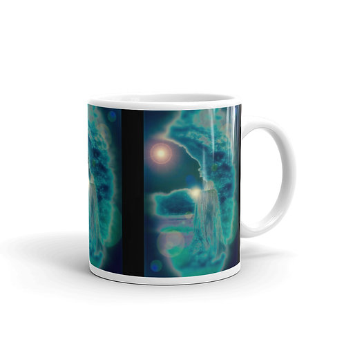 The Starry Shadow Mug by Mystic Penelope