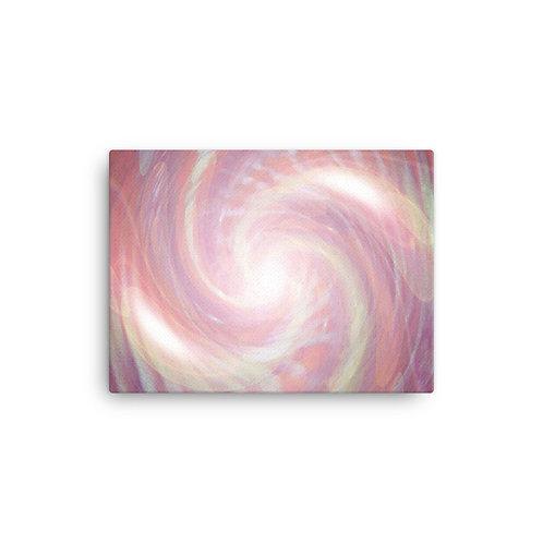Infinity Vortex Canvas