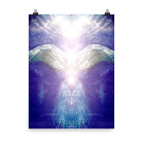 The Violet Angel Poster