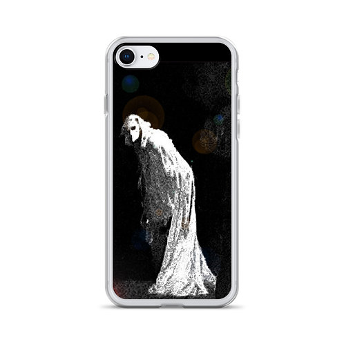 Gothic Witch Ghost iPhone Case