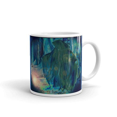 Wizardry glossy mug