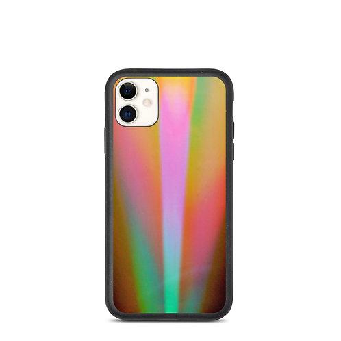 Tulip Bulb Light Spectrum Biodegradable phone case