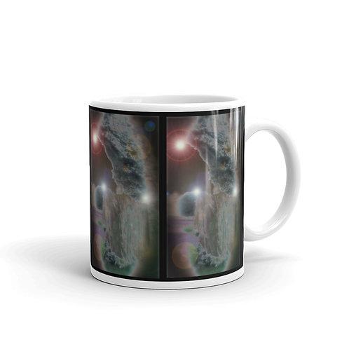 The Sorcerer glossy mug