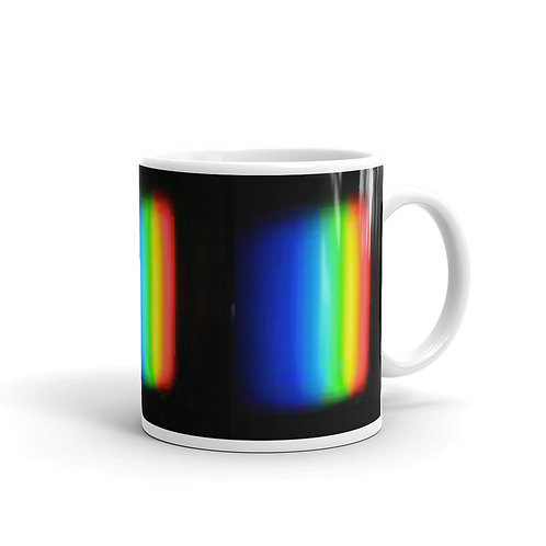 Rainbow Light Spectrum Mug