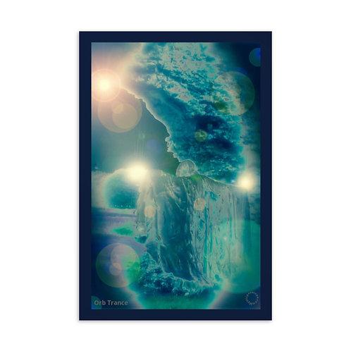 Orb Trance Postcard