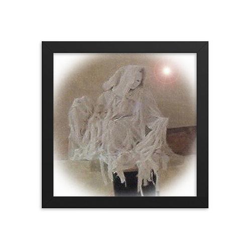 The Ivory Marionette Framed poster