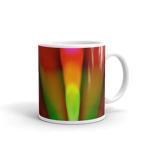 Tulip Bulb Light Spectrum White glossy mug