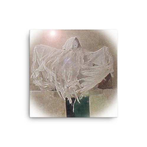 The Spectral Angel Canvas