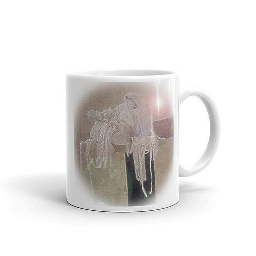 The Masked Puppeteer Mug