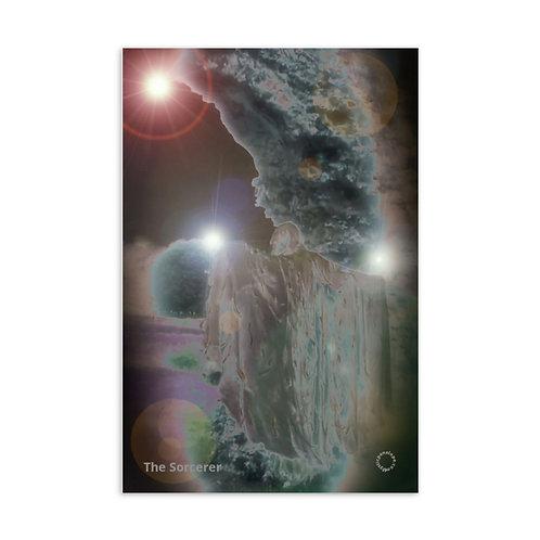 The Sorcerer Standard Postcard