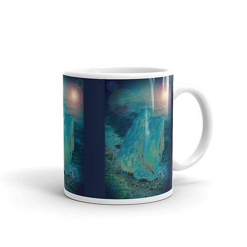 The Sea Witch glossy mug