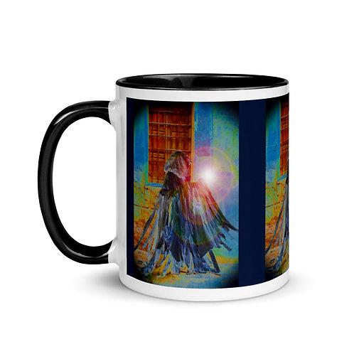 The Rainbow Light Bearer Mug with Color Inside