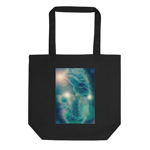 Qrb Trance Eco Tote Bag