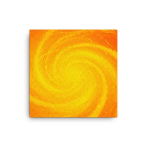 Sola Logos Vortex Canvas
